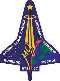 Space Shuttle Columbia Logo